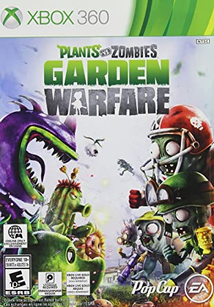 plants vs zombies garden warfare xbox 360 - Plants Vs Zombies Garden Warfare Xbox 360