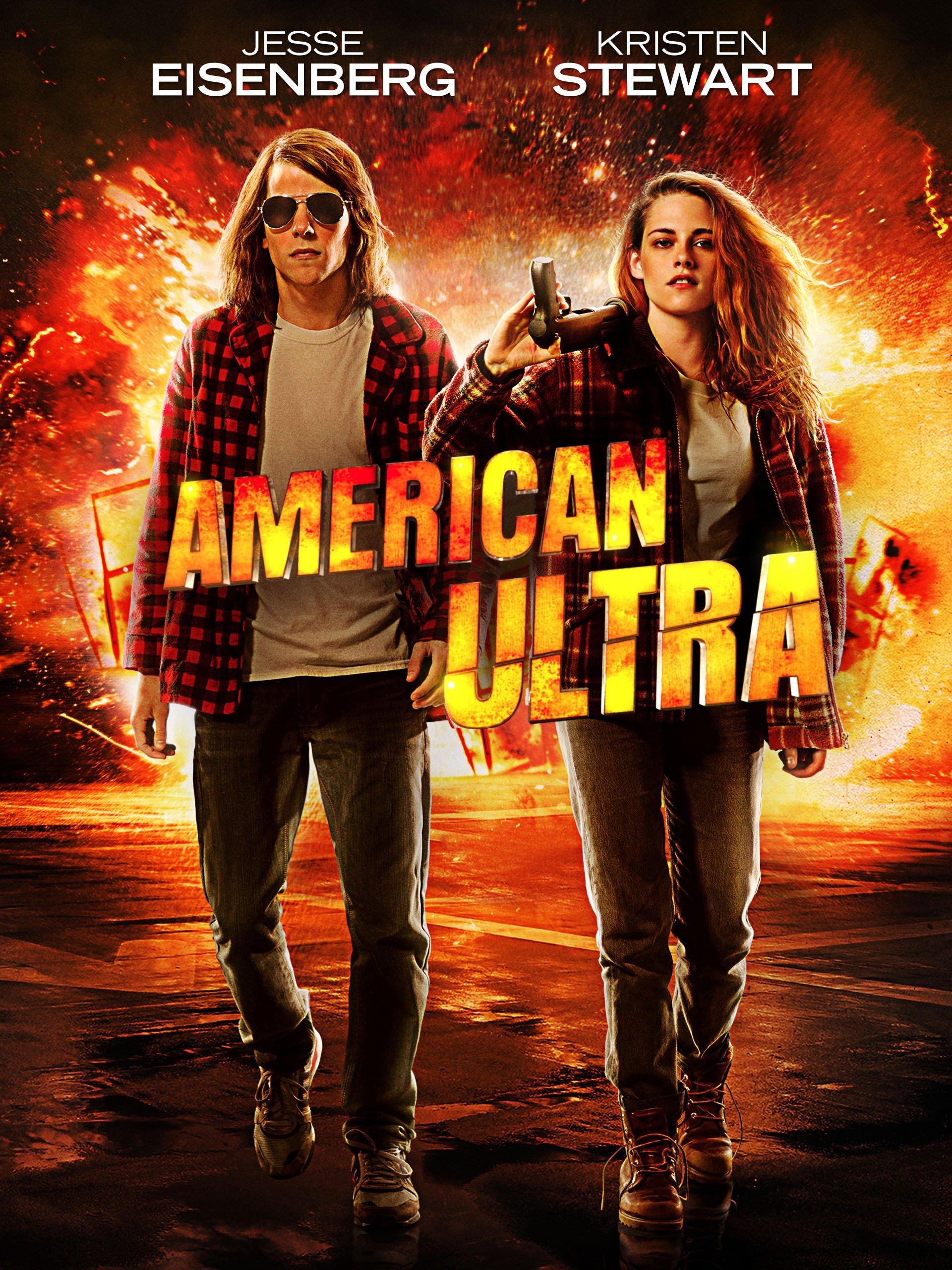 american ultra stream kinox