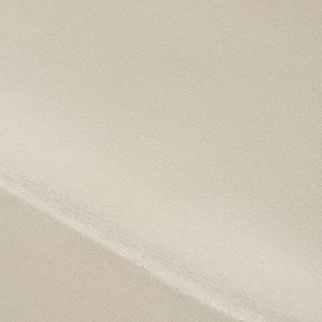 S/ábana Bajera Ajustable Cama 90 cm Beige Carrefour Tex