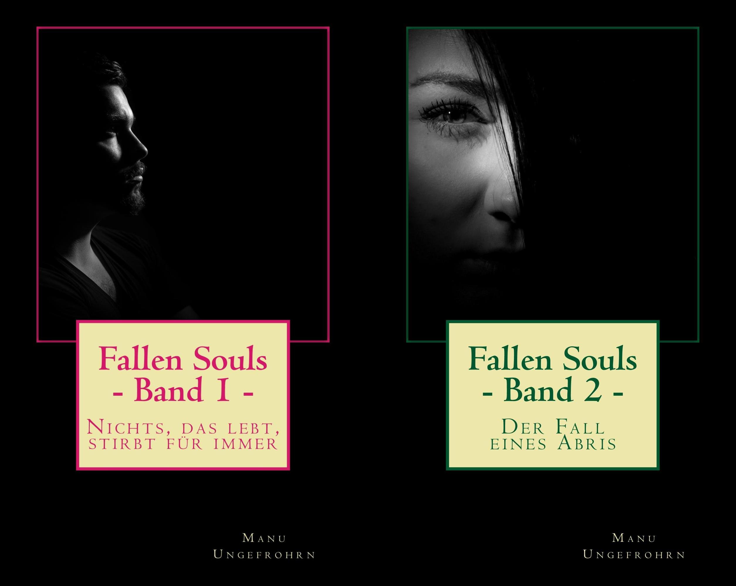 Fallen Souls (Reihe in 2 Bänden)