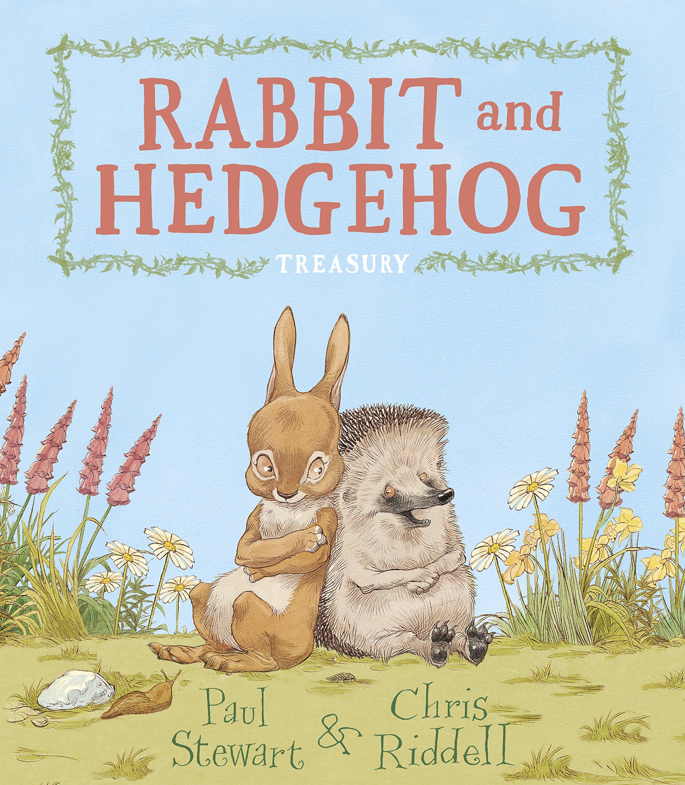 Rabbit And Hedgehog Treasury  Rabbit And Hedgehog