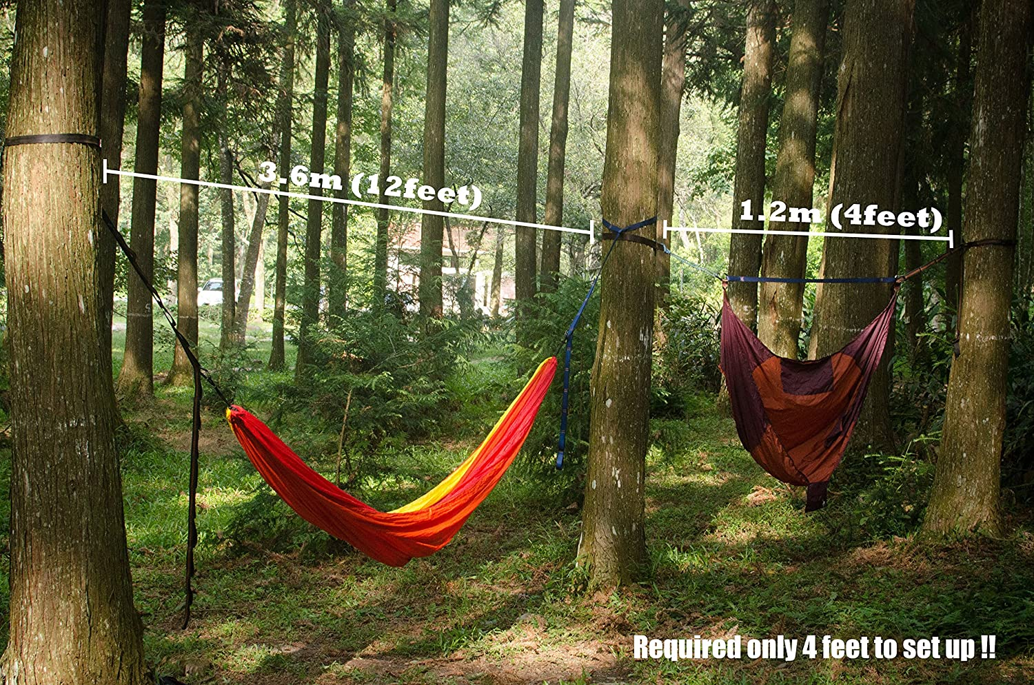 amazon    portable lightweight backpacking chair hammock  only 9 oz  by chammock  perfect gift for outdoor lover  tree straps sold separately  sports  u0026     amazon    portable lightweight backpacking chair hammock  only 9      rh   amazon