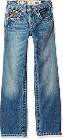 Ariat Boys Big B5 Slim Fit Straight Leg Jean