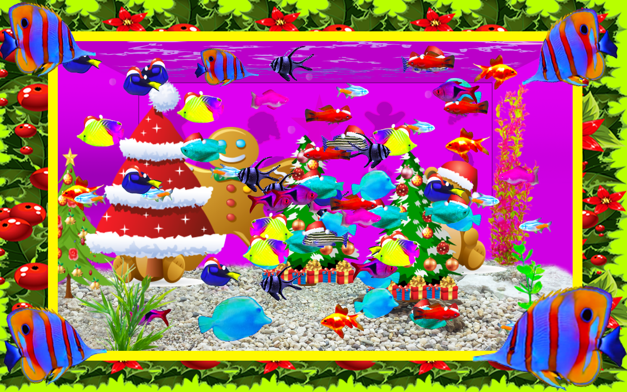 Aquarium fish tank game appstore for android for Fish tank game