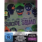 Suicide Squad (Steelbook, inkl. 2D)
