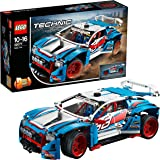 LEGO 42077 Technic Rally Car Toy, 2 in1 Buggy Model, Power Functions, Racing Construction Set