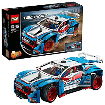 Coche Carreras RallyVehículo Technic De Juguete42077 Lego PkuZiX