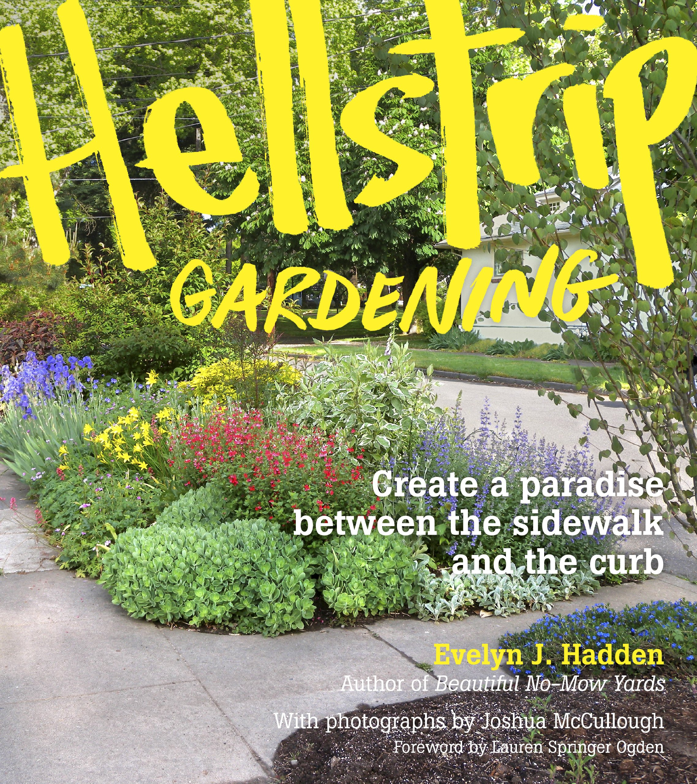 Hellstrip Gardening: Create A Paradise Between The Sidewalk And The Curb:  Evelyn Hadden, Joshua McCullough: 9781604693324: Amazon.com: Books