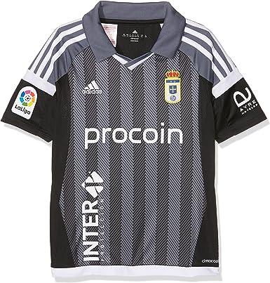 adidas Moro Camiseta Real Zaragoza Fc, Niños: Amazon.es: Ropa y accesorios