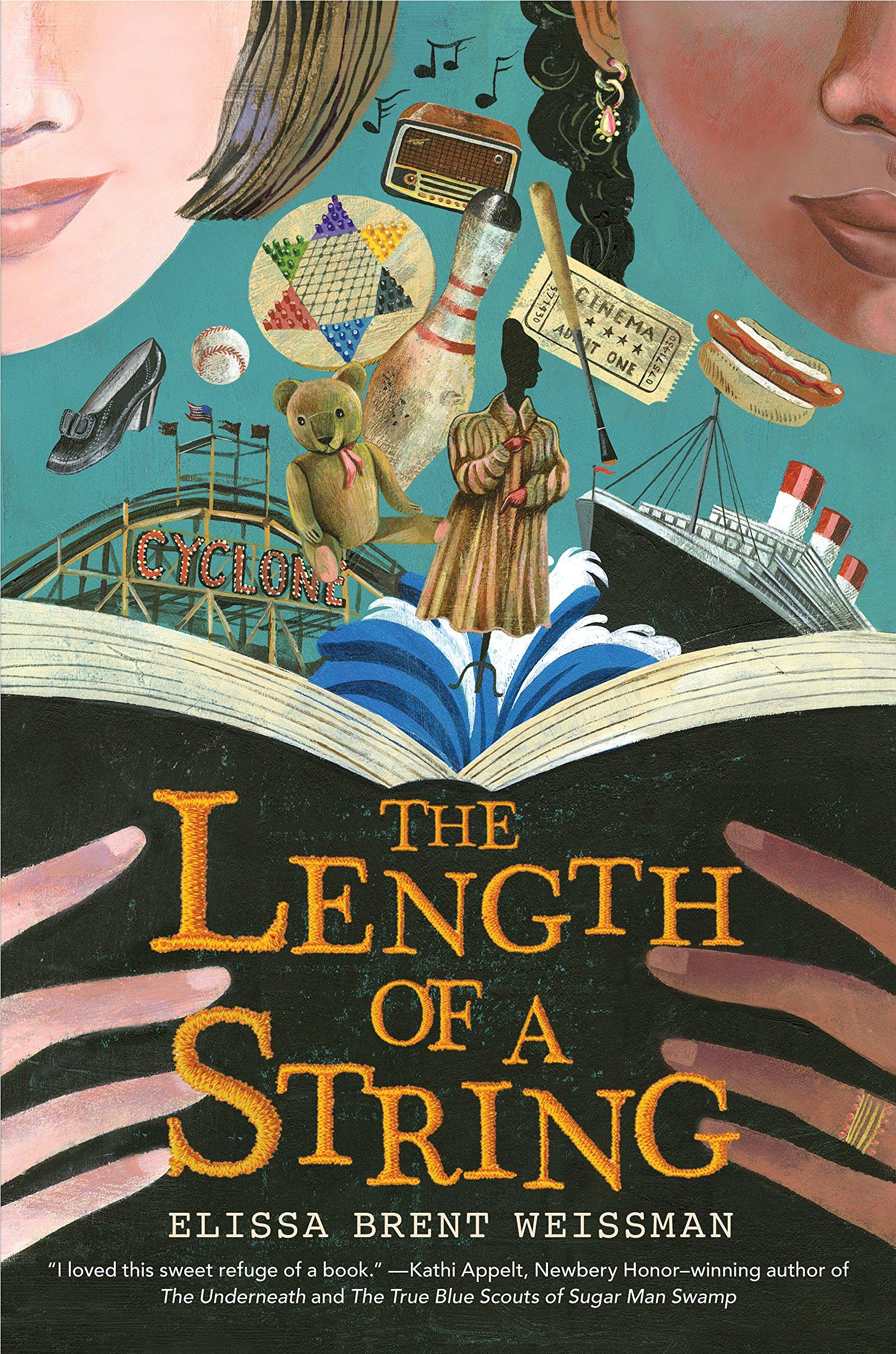 The Length of a String: Weissman, Elissa Brent: 9780735229471: Amazon.com: Books