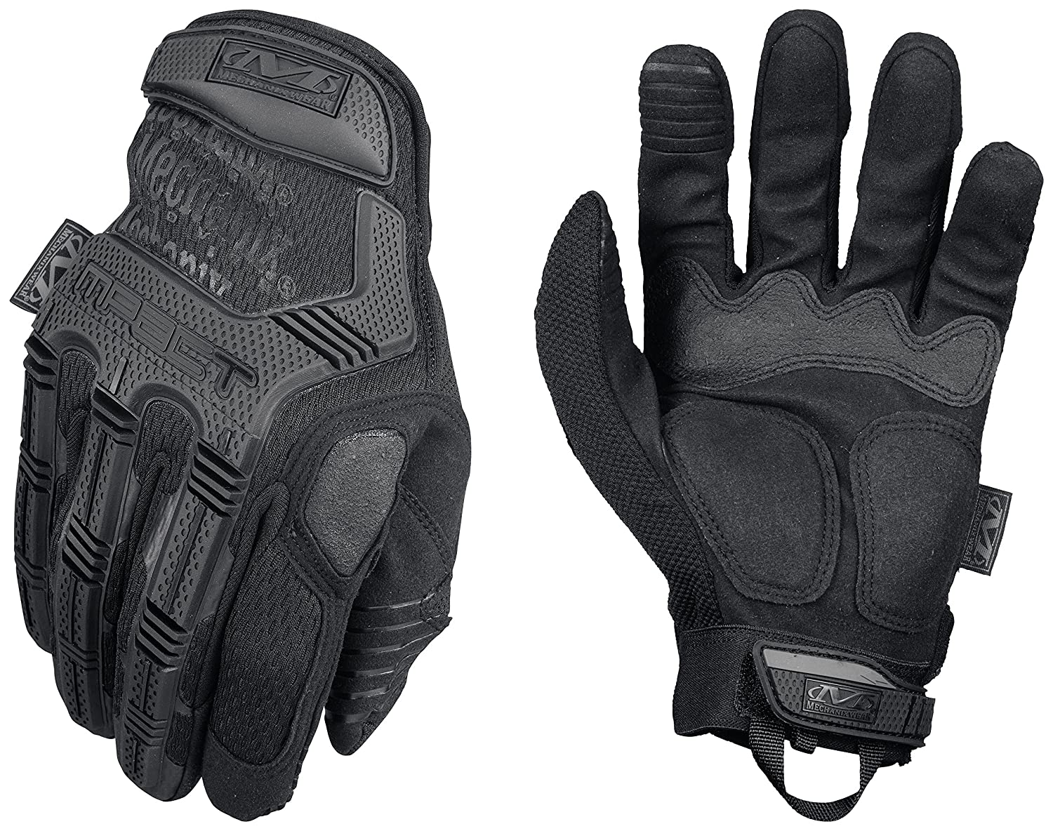 Leather work gloves m pact 2 - Amazon Com Mechanix Wear M Pact Covert Tactical Gloves Large Black Home Improvement