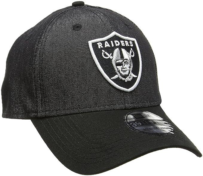 39THIRTY Canvas Raiders Cap by New Era gorra de baseballgorra NFL (L XL ( 67246a7d1c5