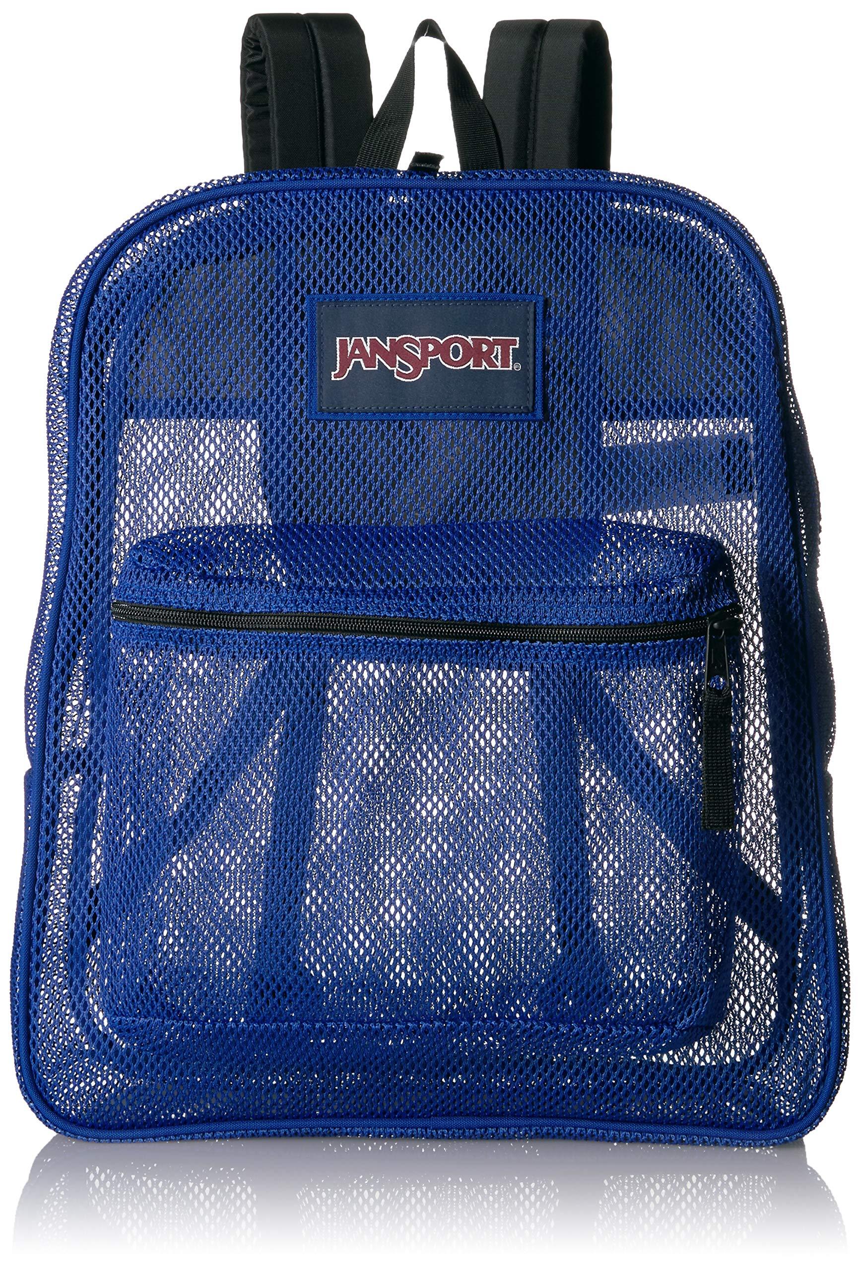 JanSport Mesh Pack Backpack Regal Blue