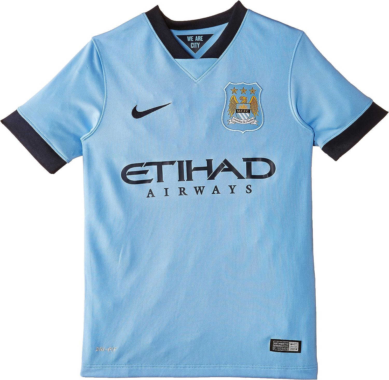 NIKE 611056-489-XS - Camiseta de equipación de fútbol para niño ...