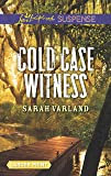 Cold Case Witness (Love Inspired Suspense)