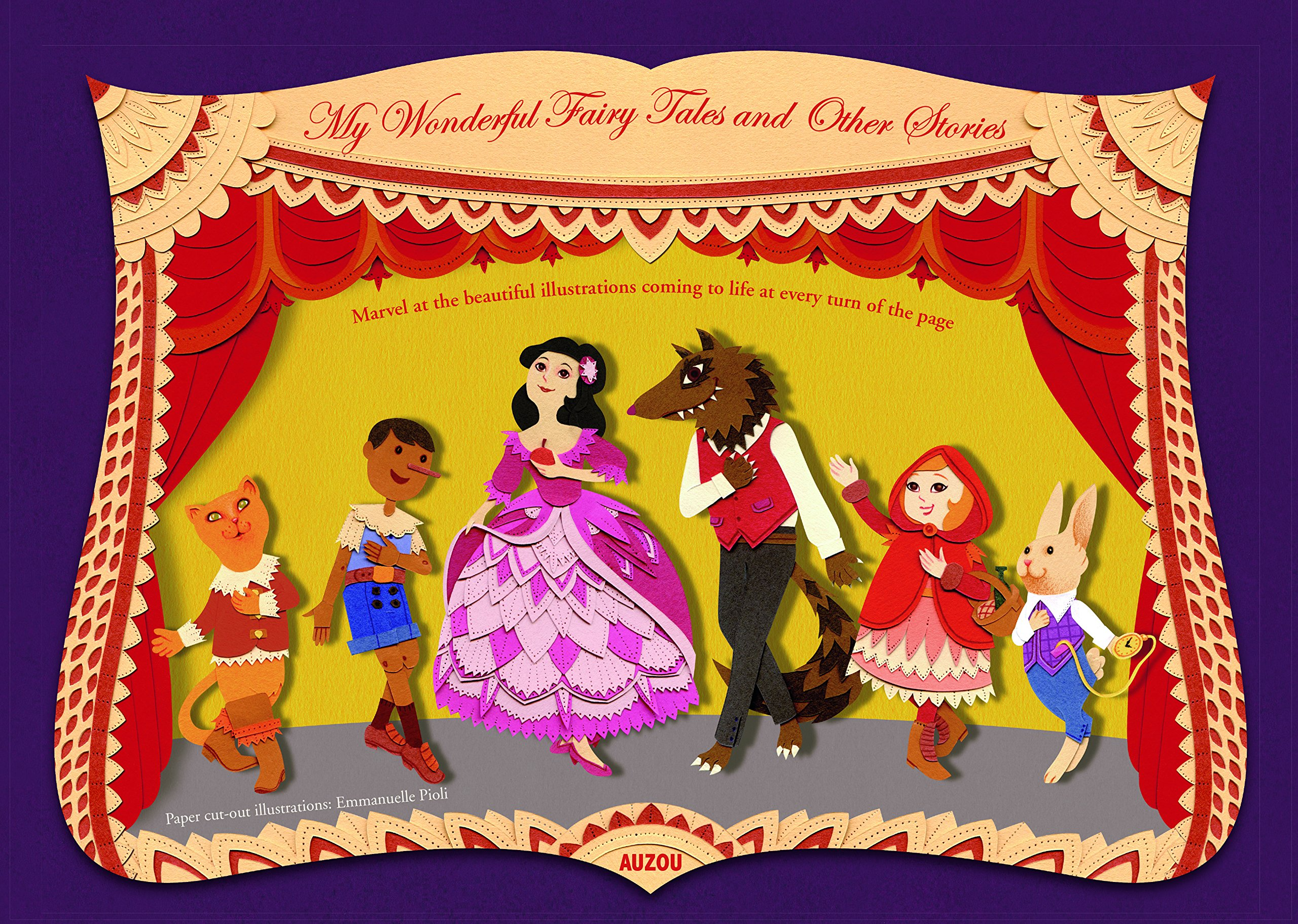 Read Online Paper Theater - My Wonderful Fairy Tales and Other Stories ebook