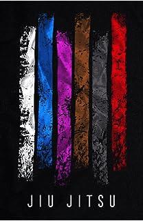 Art Print For Brazilian Jujitsu Bjj Martial Arts 11x17