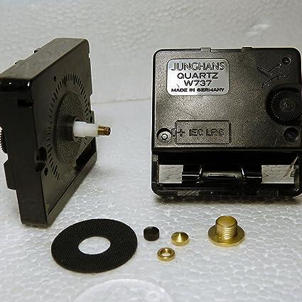 Clock Fixings New Replacement Quartz German UTS Euroshaft Metal Clock Hanger