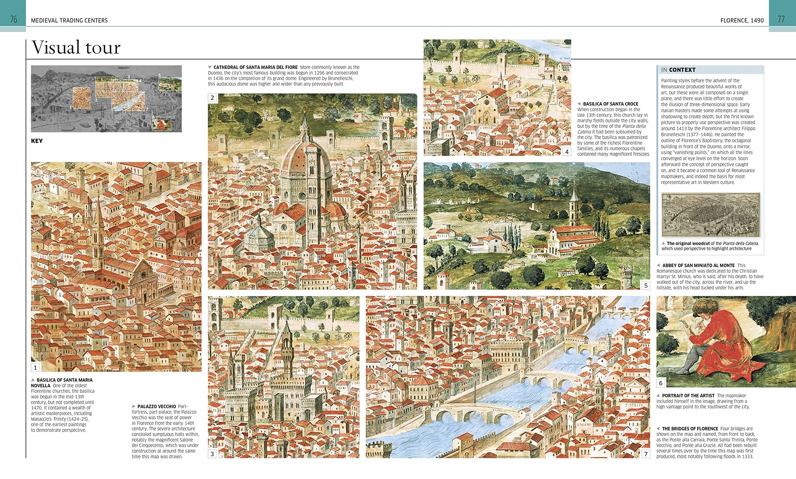 Amazon Smithsonian Great City Maps 9781465453587 DK Books