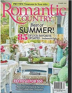 Romantic Country Magazine Summer 2016