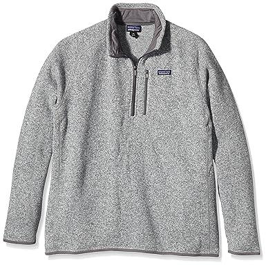 c0ead5e12b0c7 Patagonia Better Sweater 1/4 Zip Fleece Men's Jumper