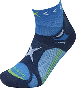Lorpen - T3 Trail Running Ultra Light, Color Azul, Talla UK-8.5: Amazon.es: Deportes y aire libre