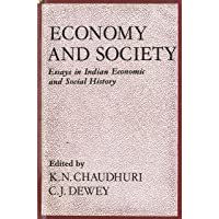 Economy and Society: Essays in Indian Economics and Social History