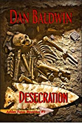 DESECRATION (An Ashley Hayes Mystery Book 1) Kindle Edition