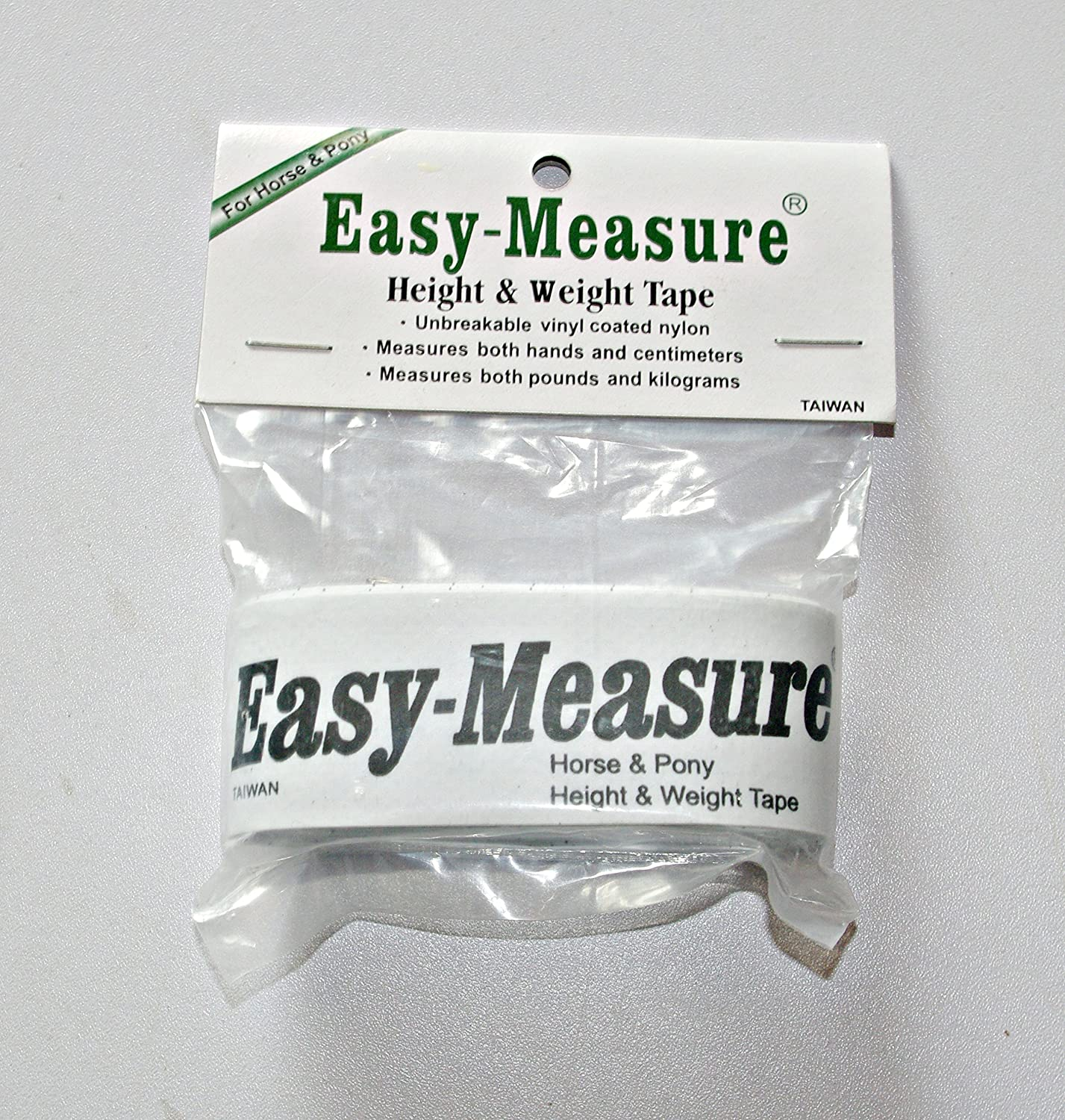 Zilco Easy Weigh Horse Pony Weight and Height Tape Band