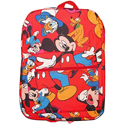 d9c52a894a99 Disney Mickey Mouse & The Gang Backpack 16