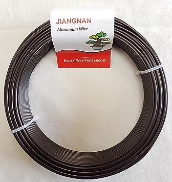 Bonsai Draht, 500 g, 2 mm Aluminiumdraht: Amazon.de: Garten