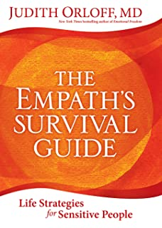 The power of surrender let go and energize your relationships the empaths survival guide life strategies for sensitive people fandeluxe Images