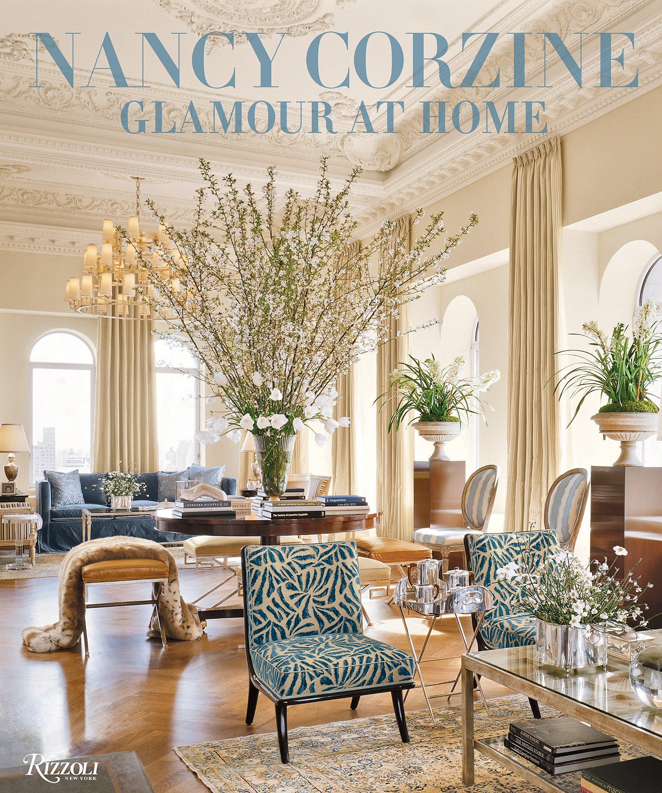 Nancy Corzine: Glamour at Home PDF