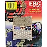 EBC Brakes FA252HH Disc Brake Pad Set , black