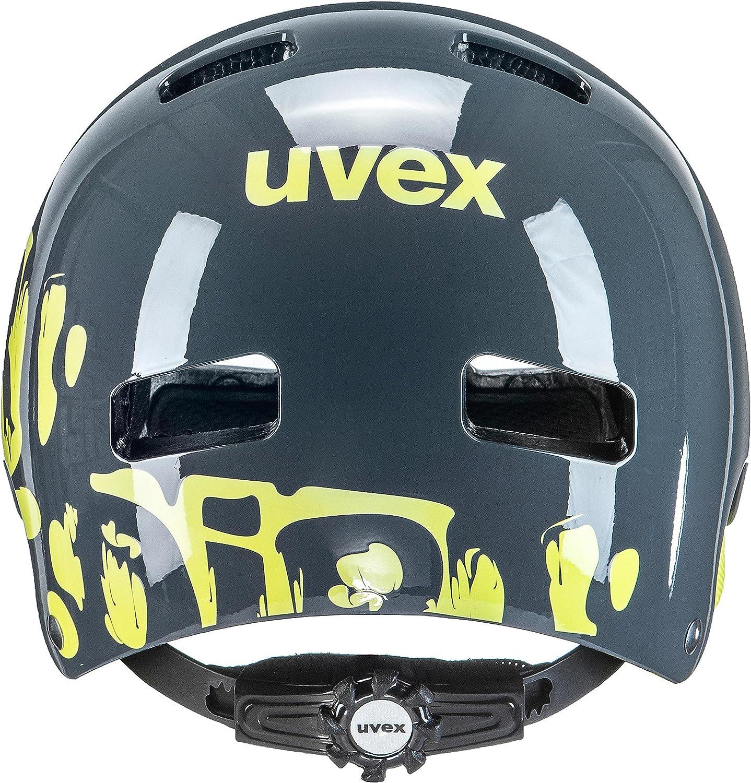 uvex Unisex Jugend kid 3 Fahrradhelm