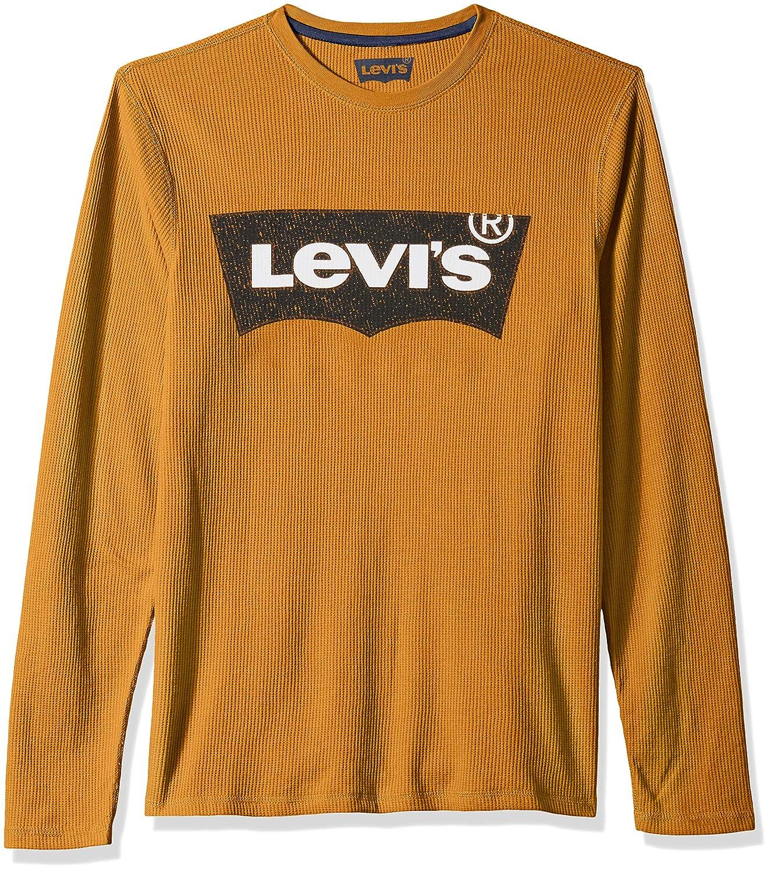 Levi's Mens Standard Covington2 Thermal Knit Shirt Levi' s 3LGLK1590