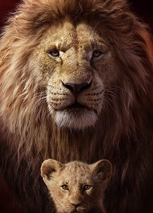 Various Sizes THE LION KING Movie Poster