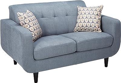Amazon Com Benchcraft Lavernia Contemporary Upholstered