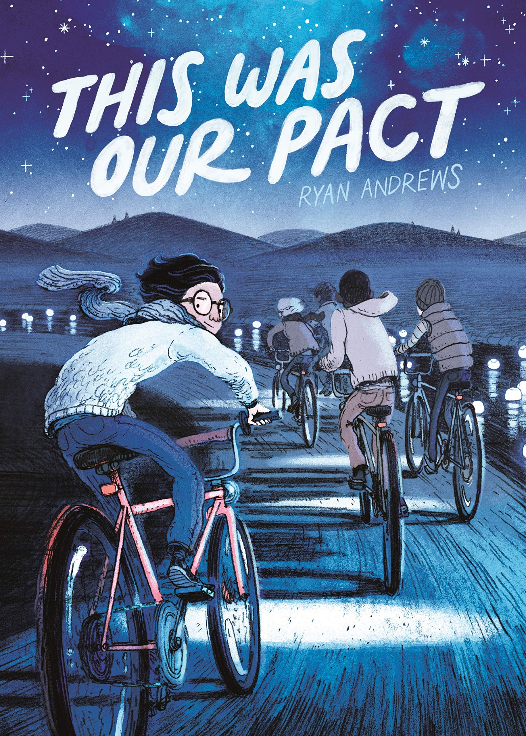 This Was Our Pact: Andrews, Ryan: 9781626720534: Amazon.com: Books