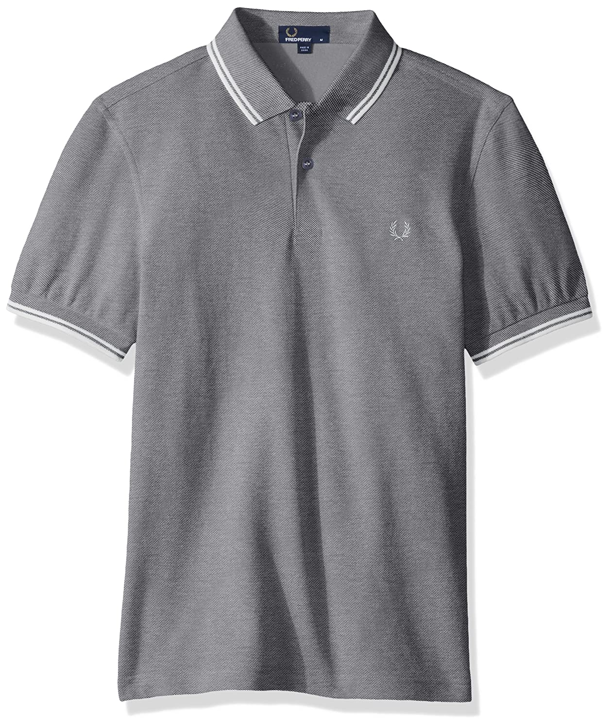 964627d6f Fred Perry Men's Twin Tipped Shirt Polo: MainApps: Amazon.co.uk: Clothing