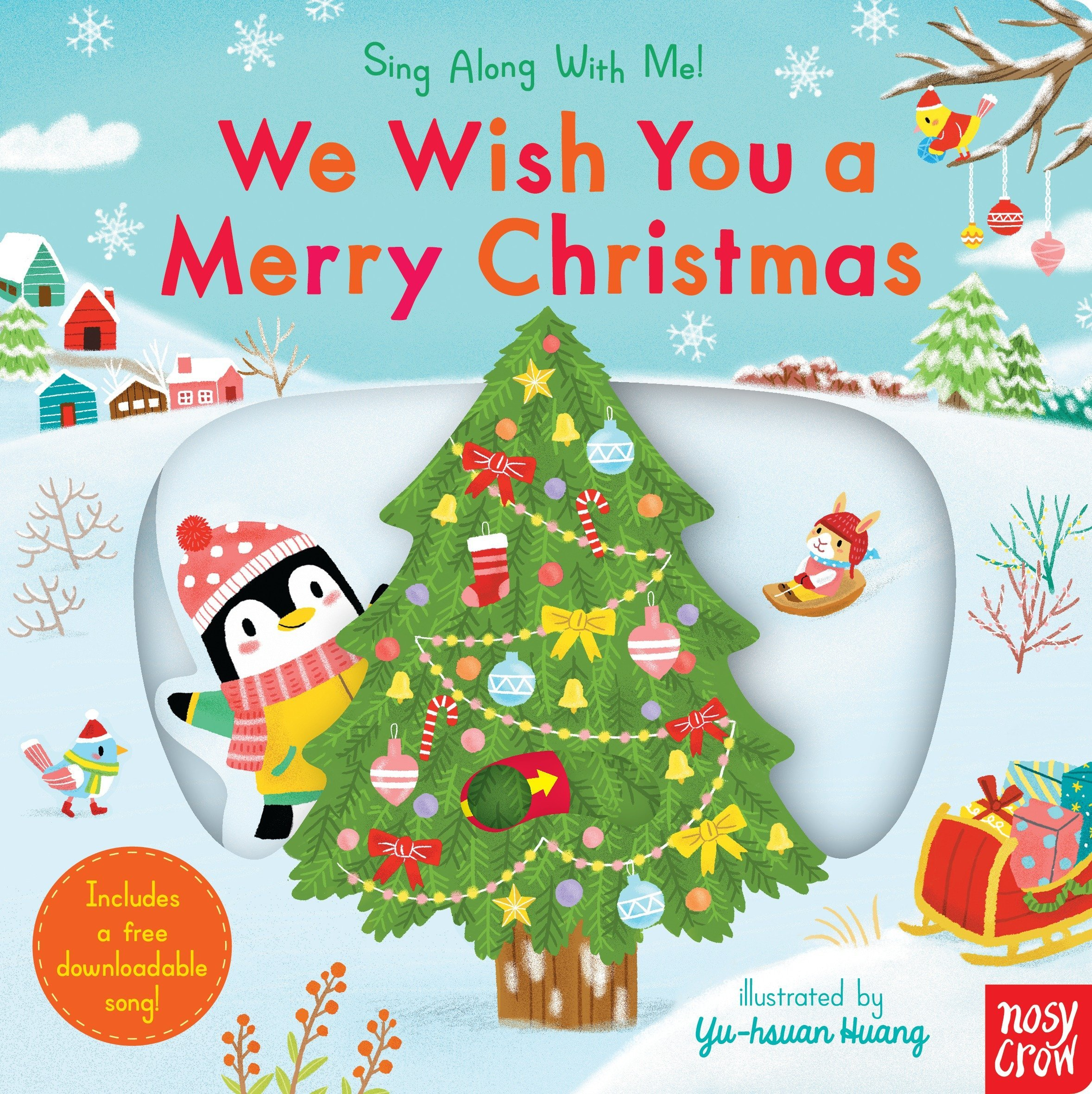 We Wish You A Merry Christmas Song.Amazon Com We Wish You A Merry Christmas Sing Along With