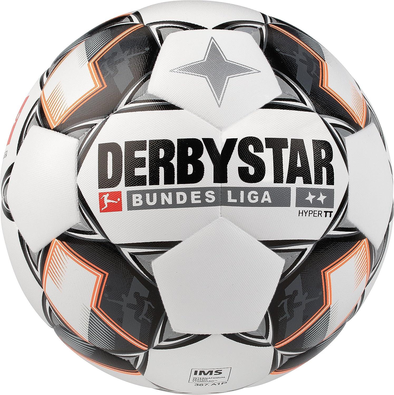 Derby Star Adultos Bundesliga Hyper TT - Balón de fútbol, Color ...