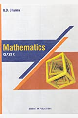 Mathematics for Class 10 by R D Sharma (2018-19 Session) Paperback