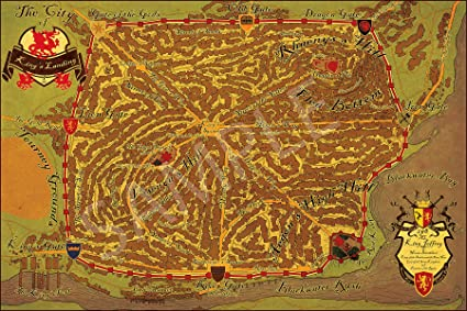 Amazon.com: Best Print Store - Game of Thrones, King's Landing Map on a clash of kings map, king sitting in throne room, king of towers map, river run condominiums map, king s landing throne room, kingdom clash of the kings map, dothraki on seven kingdoms map, king of thorns map, king of wisconsin map, from gulliver's travels map,
