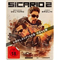 Sicario 2 (4K Ultra HD + Blu-ray) (Steelbook) (exklusiv bei Amazon.de) [limited edition]