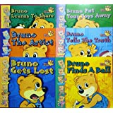 Bruno Stories (set of 6 Books) (Bruno Early Readers)