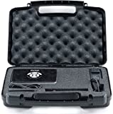Hard Storage Carrying Case For Portable Projector. Fits AAXA P5, P300, P700, P4X, IVATION, Philips, Brookstone Portable Projectors, Mini Tripod, Charger, And Small Accessories