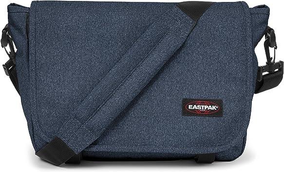 11.5 L Eastpak Jr Sac bandoulière Gris Black Denim 33 cm