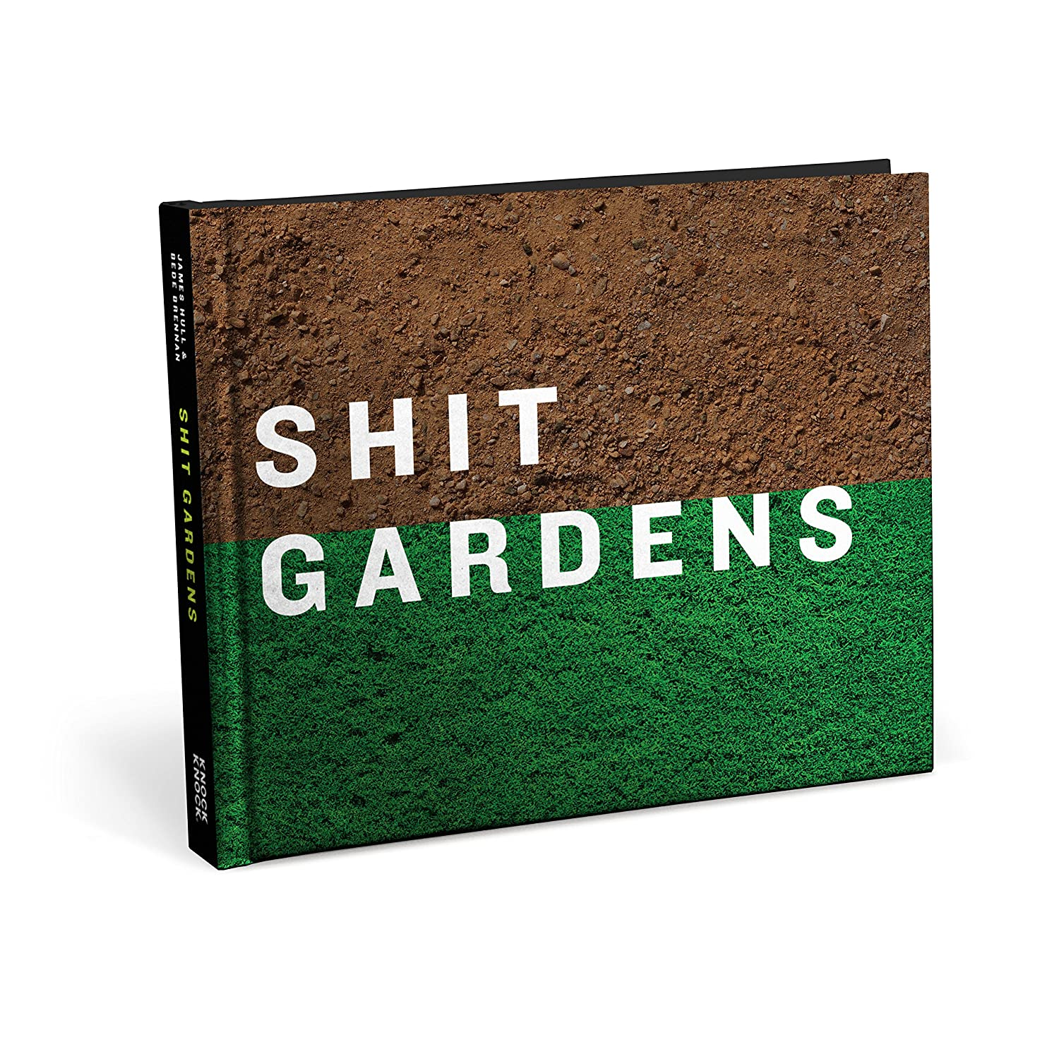 Knock Knock Shit Gardens Book 50239
