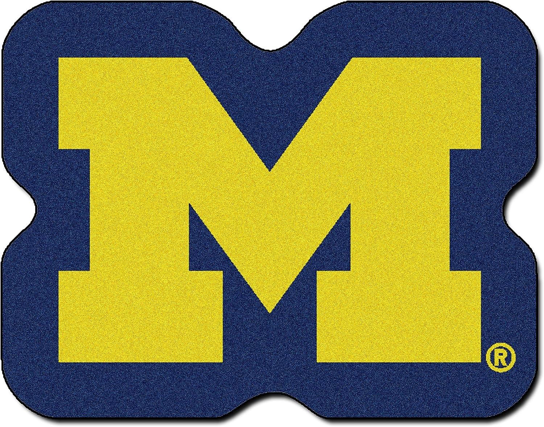 University of Michigan Southern Style Vinyl Door Mat